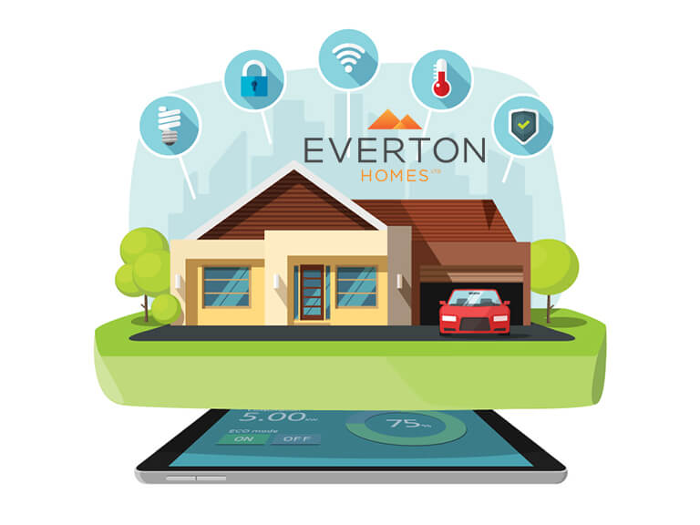 Features of Everton Homes