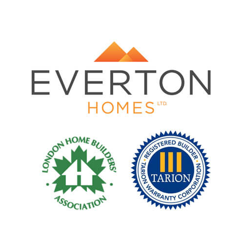 Everton Homes - London Home Builders Association - Tarion