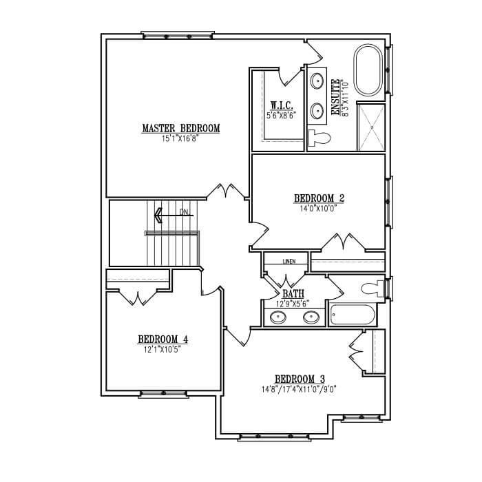 The Avenue - Upper Floor - 1235 Sq. Ft.