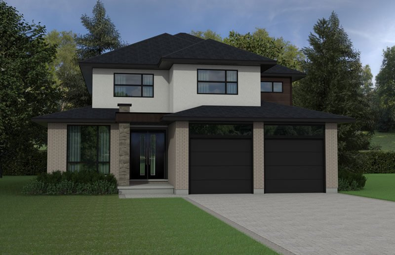 The Afton - 2,600 Sq. Ft. Total