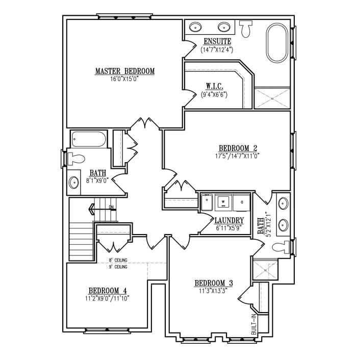 The Gio - Upper Floor - 1385 Sq. Ft.