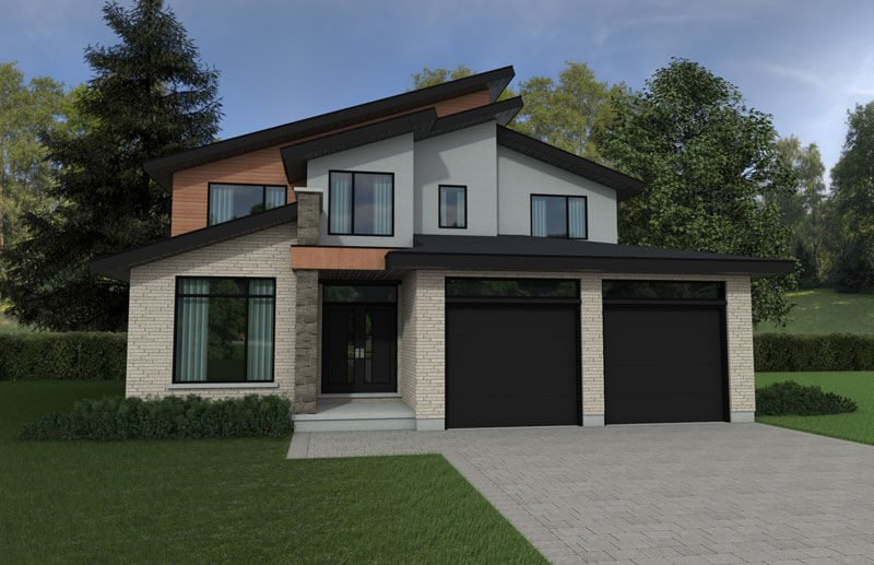 The Wentworth - 2,451 Sq. Ft. Total