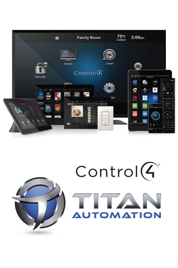 Control 4 Smart Home - Titan Automation