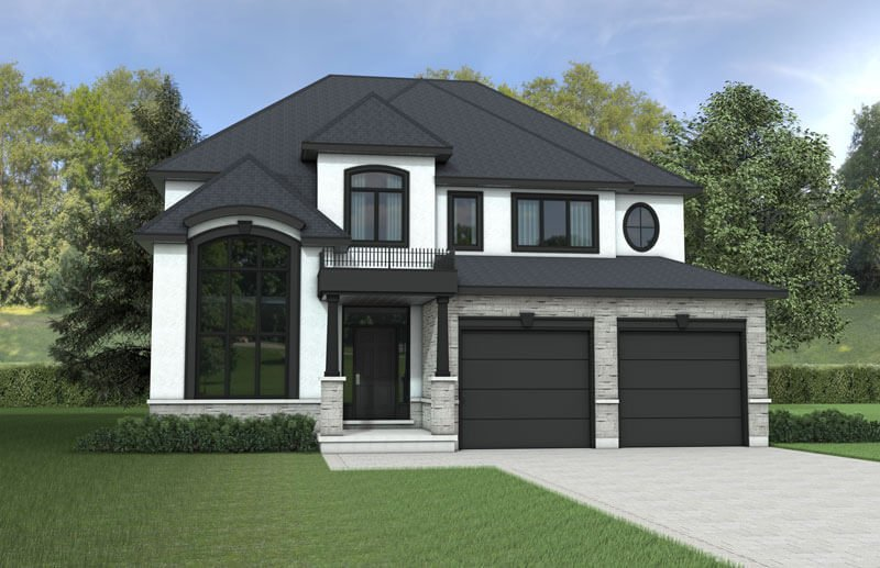 The Midland - 2,811 Sq. Ft. Total